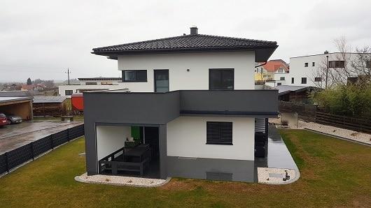 Haus vom Maurermeister - Vollmassiv