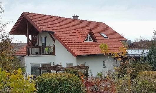 Haus mit einer Wohneinheit