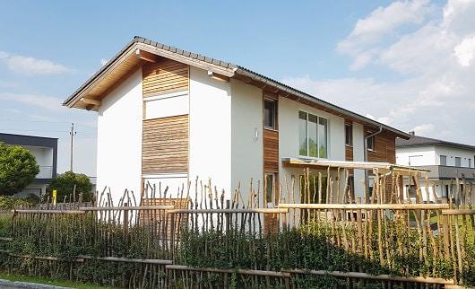 Haus in sehr günstiger Bauweise