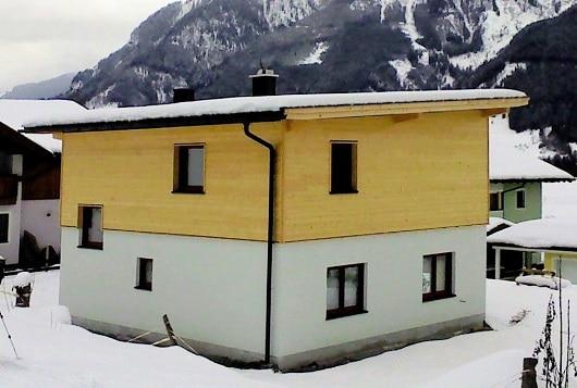 Haus vom Zimmerermeister - leichte Bauweise