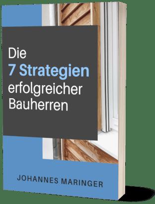 eBook-Die 7 Strategien erfolgreicher Bauherren