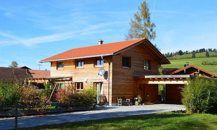 Vorteile von einem Haus aus Holz