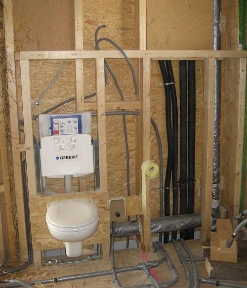 Wasser-und Sanitaerinstallationen